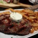 Pan Seared Steak Frites