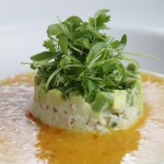 Thai Mango and Avocado Crab Salad