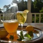 Summer Solstice - Whiskey and Lemonade