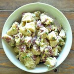 The Best Sour Cream Potato Salad