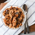 Maple Almond Honey Granola