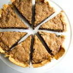 Bourbon Tollhouse Pie Recipe